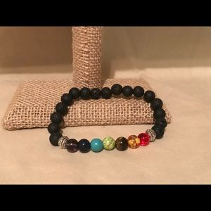 Jewelry - Chakra stones bracelet